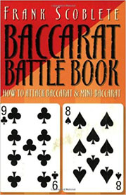 The Baccarat Battle Book - Books